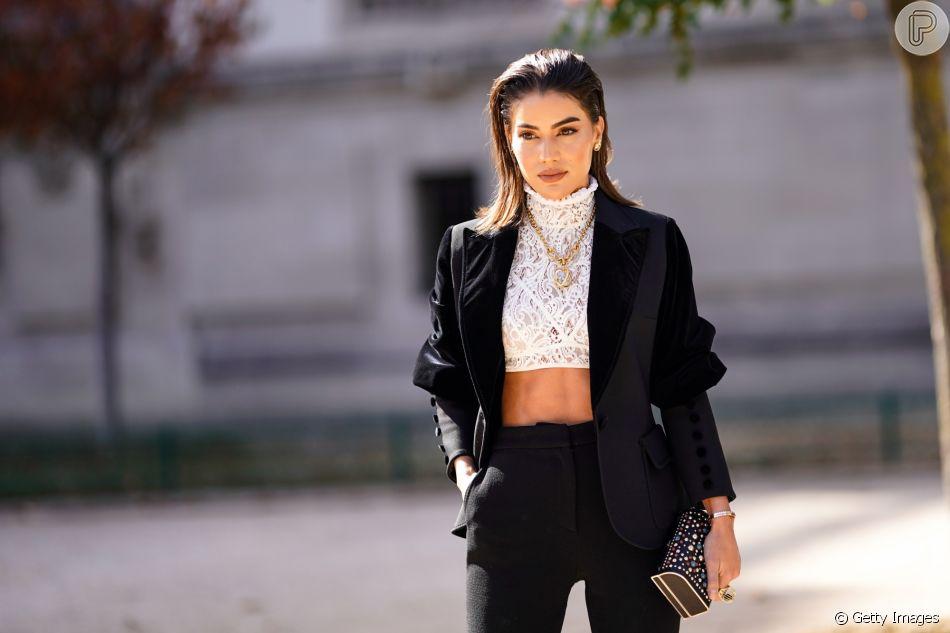 a5f0ff07fc Tá na moda  Camila Coelho e seus looks cheios de tendência e estilo ...