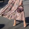 No detalhe: Saddle Bag, da Dior