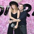 Lou Doillon e sua Saddle Bag, da Dior