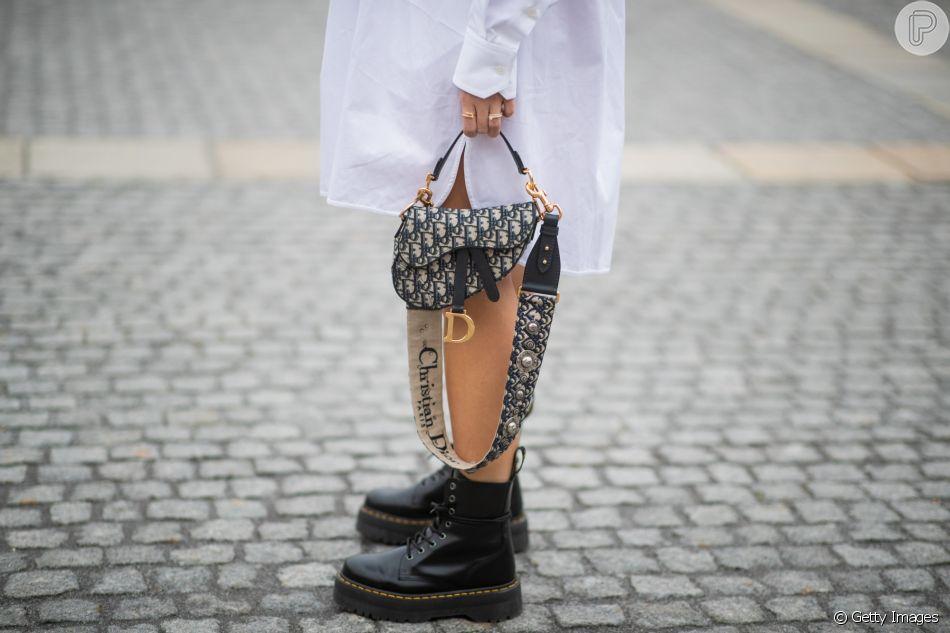 Saddle Bag, da Dior.