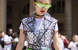 Anitta combina vestido transparente e biquíni asa delta em look e ... 5114d34eb7