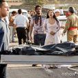 Sandra (Isis Valverde) perdeu o noivo num acidente no primeiro capítulo de 'Boogie Oogie'