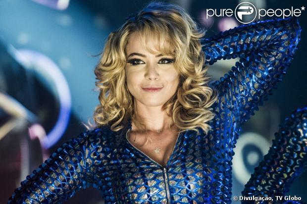 Leandra Leal é escalada para viver Carmen Miranda no cinema, informa jornal 'Diário de S.Paulo' em 15 de fevereiro de 2013