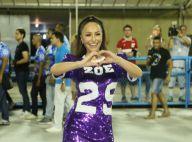 Sabrina Sato fica com bolhas nos pés após ensaios de Carnaval: 'Um ano parada'