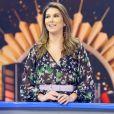 Alexandre Pato fez campanha para namorada, Rebeca Abravanel, no Troféu Imprensa