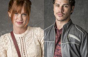 Autor escreveu cenas quentes de Luz e Júnior antes de rumores envolvendo atores