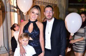 Mãe de Davi Lucca, Carol Dantas está grávida de outro menino: 'Estou nervosa'