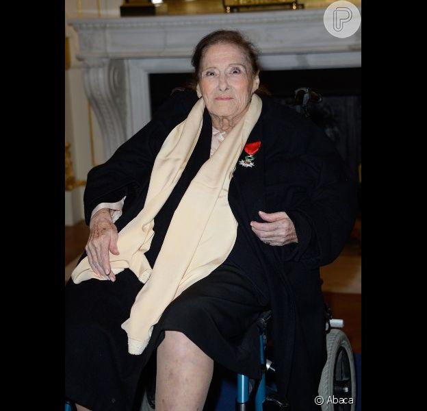 Morreu neste sábado, 27 de setembro de 2014, Gaby Aghion, fundadora da grife francesa Chloé