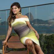 Empoderada, Cristiana Oliveira associa autoestima ao tempo: 'Mais plena aos 55'