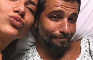 Gio Ewbank acalma fãs sobre saúde de Gagliasso: 'Em breve volta para o trabalho'