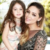 Maysa ganha homenagem da mãe, Tânia Mara, no seu aniversário de 4 anos: 'Te amo'
