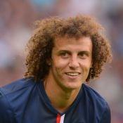 David Luiz conta que mantém o cabelo black power por causa do frio europeu
