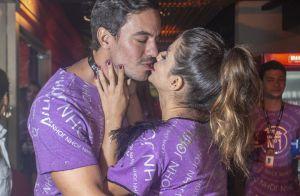 Paula Fernandes exalta carnaval ao lado do namorado: 'Estou curtindo até mais'