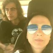 Rafael Vitti acompanha ultrassom do 1º filho com Tatá Werneck: 'Bebê está ótimo'
