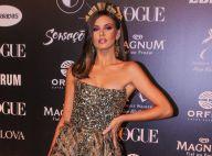 Sedutora! Camila Queiroz faz releitura de ópera famosa em look para baile