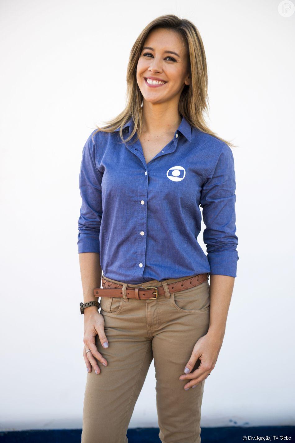 A jornalista Cristiane Dias deixou a TV Globo após 13 anos de contrato.