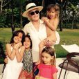 Ana Maria Braga é uma avó para lá de babona e enche o Instagram com muita fofura dos netos.