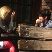 Fiorella Mattheis e Alexandre Pato são flagrados pela 1ª vez: 'Estão juntos'