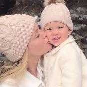 Filha de Eliana, Manuela reconhece apresentadora em programa de TV: 'Mamãe'