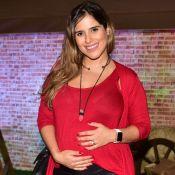Camilla Camargo evita exercícios na gravidez: 'Tive deslocamento de placenta'