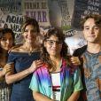 Rita (Alanis Challen) decide se mudar para a casa de Carla (Mariana Santos) em Duque de Caxias na novela 'Malhação - Toda Forma de Amar'