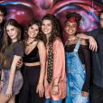 Um grupo de jovens presencia um crime na van em Duque de Caxias na novela 'Malhação - Toda Forma de Amar'