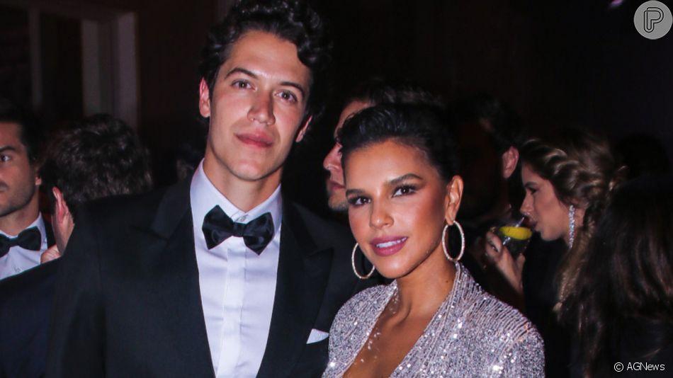 Mariana Rios apaga fotos com noivo, Lucas Khalil, e surge sem aliança na web nesta terça-feira, dia 16 de abril de 2019