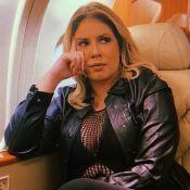 Marilia Mendonça usa clipe em calça após emagrecimento: 'Para segurar'