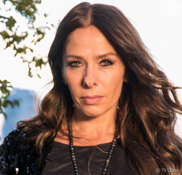 Adriane Galisteu revela tentativa de engravidar do segundo filho aos 46 anos