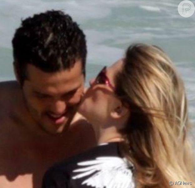 Susana Werner e Julio César estão casados há 17 anos
