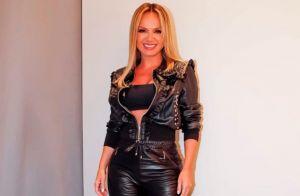 Eliana usa look à la rocker girl e sertaneja Maiara elogia visual: 'Maravilhosa'