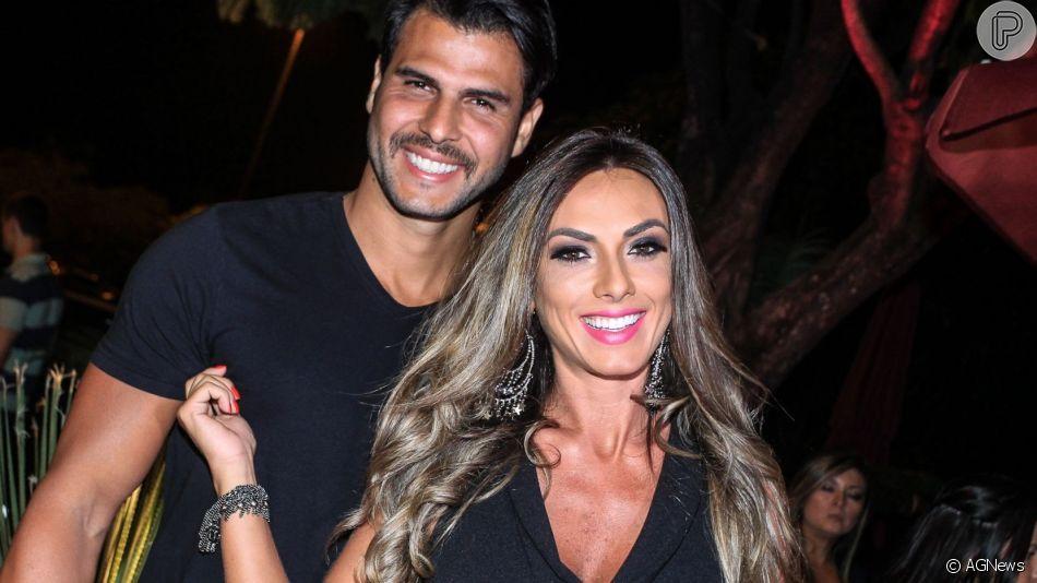 Marcelo Bimbi, no 'Power Couple', não será informado da morte do irmão nesta quinta-feira, dia 02 de maio de 2019