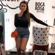 Suzanna Freitas falou sobre sua relação com a moda em entrevista