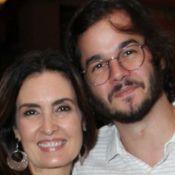 Fátima Bernardes cita namoro com Túlio Gadêlha ao explicar anel na mão direita