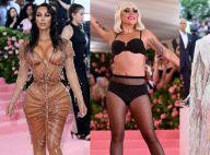 Vestido ultra sexy, efeitos especiais e troca de roupa no pink carpet: Fotos!