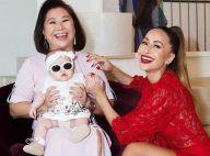 Sabrina Sato e Kika relembram parto de Zoe: 'Achei que você não ia aguentar'