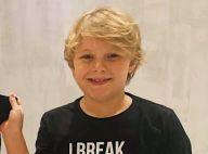 Carol Dantas combina look com filho e Davi Lucca surpreende web: 'Está mocinho'
