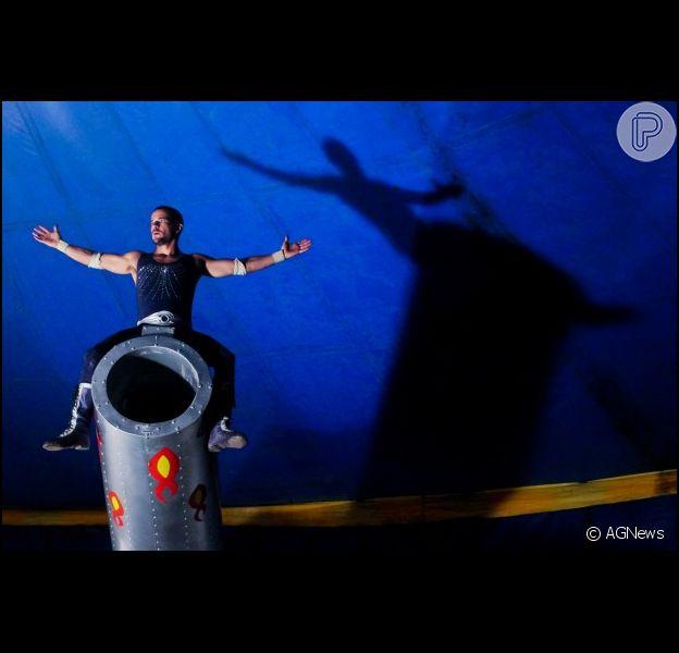 Daniel de Oliveira é protagonista do filme 'Sangue Azul', ganhador do Festival do Rio 2014