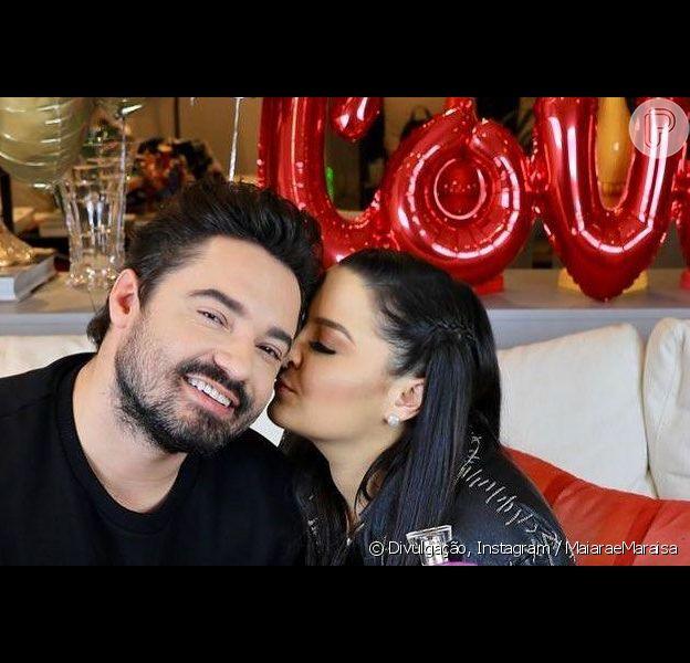Maiara e Fernando Zor criam conta conjunta no Instagram