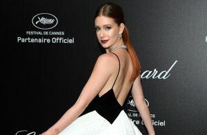 Marina Ruy Barbosa dirige em Cannes e lembra do marido, Xande Negrão:'Te dedico'