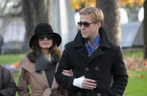 Ryan Gosling e Eva Mendes escolhem o nome da filha: 'Esmeralda Amada Gosling'