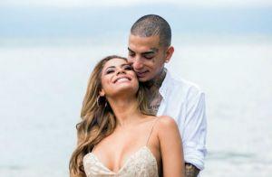 Lexa e Guimê lembram casamento luxuoso ao celebrar 1 ano e falam sobre filhos