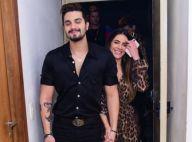 Oncinha e fenda: look de Jade Magalhães chama atenção em show com Luan Santana