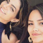 Suzanna Freitas rebate rumor de clima ruim entre mãe, Kelly Key, e seu namorado