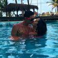 Suzanna Freitas está namorando há 3 anos  Gabriel Simões