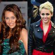 Miley Cyrus ficou conhecida após ser protagonista da série 'Hannah Montana', em 2006. Após o seriado, começou a se dedicar a carreira de cantora