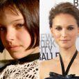 Natalie Portman estreou nos cinemas aos 13 anos, no longa 'Léon'