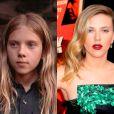 O primeiro papel nos cinemas de Scarlett Johansson foi aos 10 anos, no filme 'North', em 1994. Em 2012, integrou o elenco do filme 'Os Vingadores'