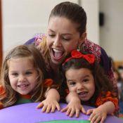 Aprenda a receita de alcachofra que Bianca Rinaldi faz para as filhas gêmeas