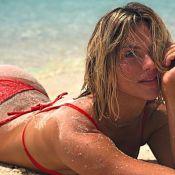 Giovanna Ewbank tem beleza exaltada por Bruno Gagliasso em fotos: 'Sereia'